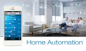 Smartphone para control domotico