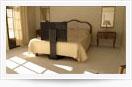 Elevador bajo cama